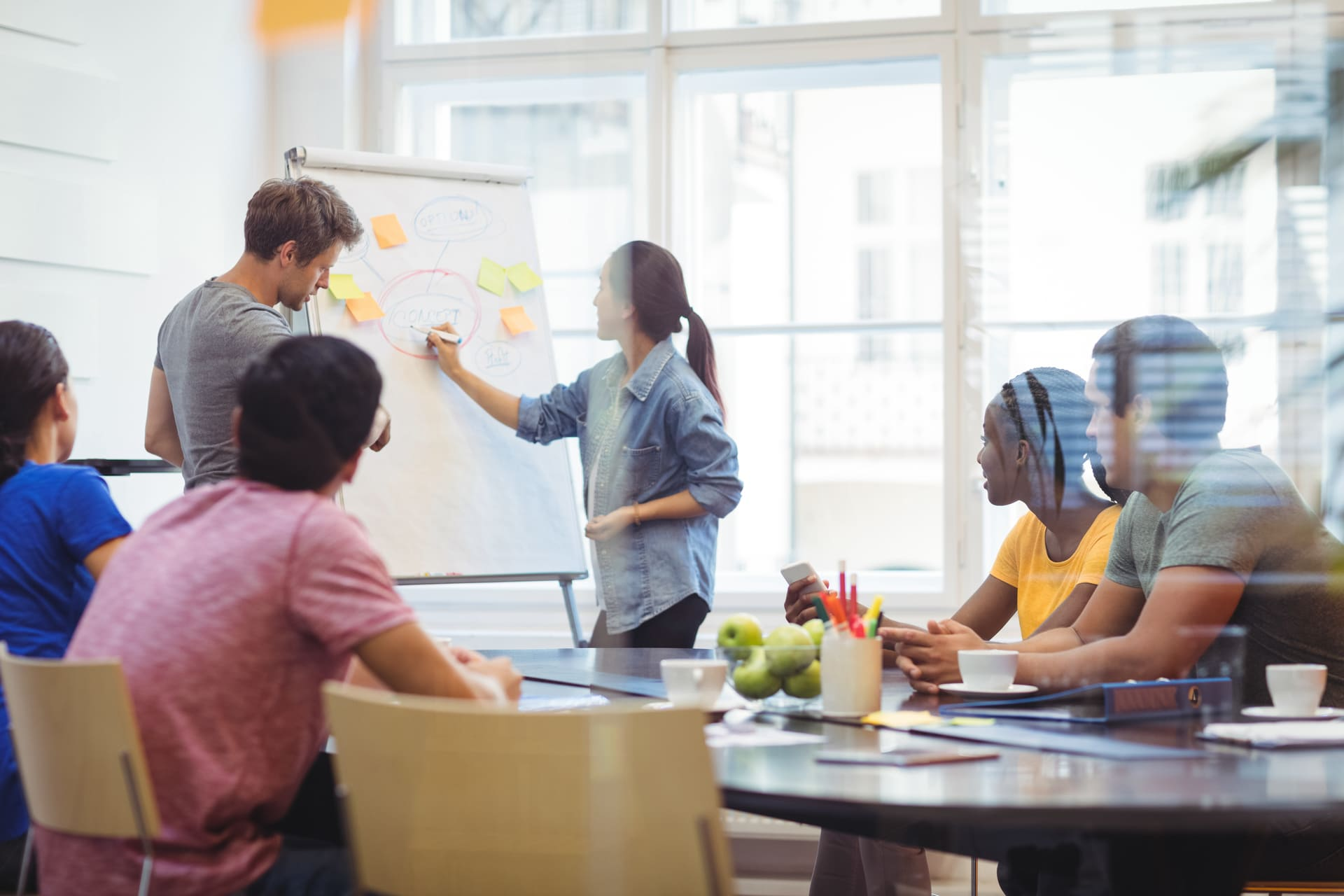 Networking en Madrid para mujeres empresarias