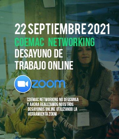 eventos networking en madrid 22 septiembre 2021